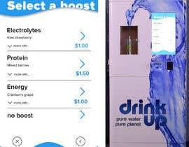 #65 untuk UI for a Drink Machine... oleh andrinium