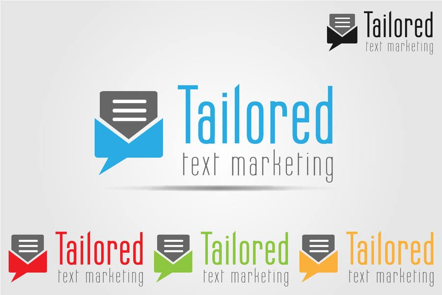 Proposition n°                                        158                                      du concours                                         Logo Design for Tailored text marketing