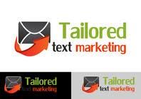 Logo Design for Tailored text marketing için Graphic Design142 No.lu Yarışma Girdisi