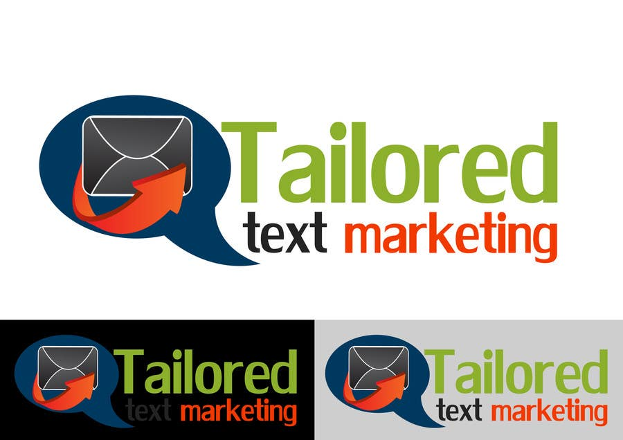Proposition n°                                        143                                      du concours                                         Logo Design for Tailored text marketing