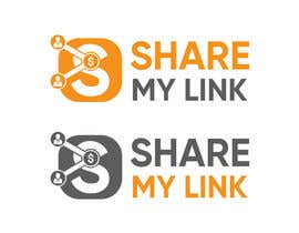 """#221 for Design a logo for """"Share My Link"""" by soroarhossain08"""