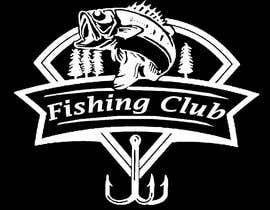 Nro 18 kilpailuun Fishing club logo käyttäjältä nayeema242