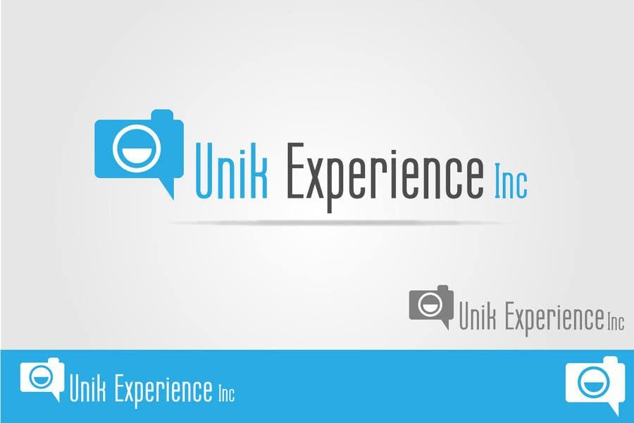 Kilpailutyö #                                        118                                      kilpailussa                                         Logo Design for Unik Experience