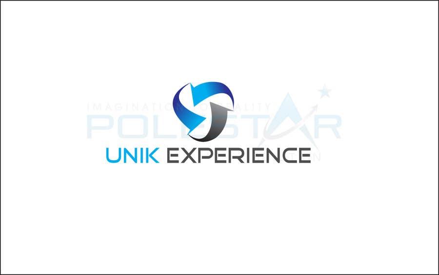 Kilpailutyö #                                        41                                      kilpailussa                                         Logo Design for Unik Experience