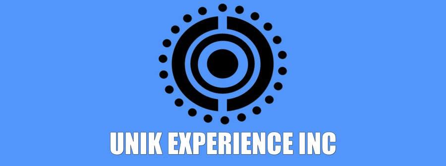 Kilpailutyö #                                        38                                      kilpailussa                                         Logo Design for Unik Experience
