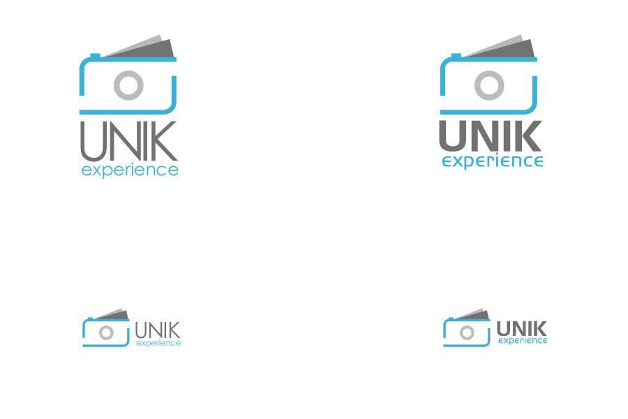 Kilpailutyö #                                        29                                      kilpailussa                                         Logo Design for Unik Experience