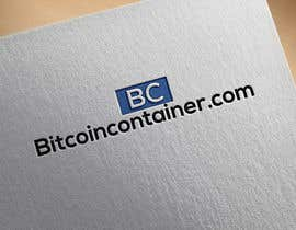 nº 36 pour Need a logo for Bitcoin Container business par designguruuk