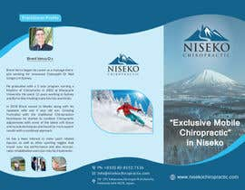 #14 for Design a brochure for Niseko Chiropractic by raselsikder1