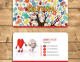 #90 dla Flyers and business cards to create przez yes321456