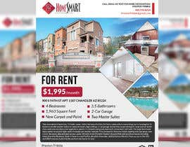 #117 for Design Flyer For Rental by hellotanvir
