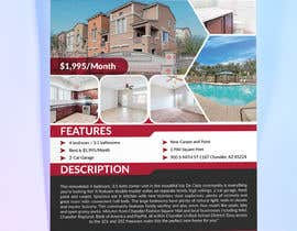 #112 for Design Flyer For Rental by jamilur143