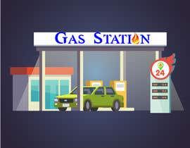 nº 36 pour Design Gas Station Building par faysal209