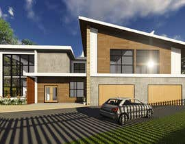 #17 for Modern/Contemporary Home Design Competition af swatibhingare