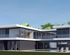#12 for Modern/Contemporary Home Design Competition af Volody112