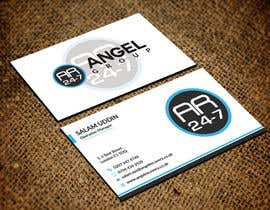 #106 for Personalized Business Cards af Rahat4tech