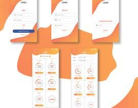 usamawajeeh123 tarafından Design an App Mockup for Expense Tracker App için no 9