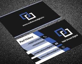 nº 137 pour Business Card Design par ShihaburRahman2