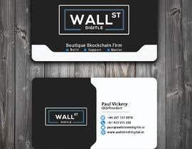 nº 143 pour Business Card Design par Klintanmondal