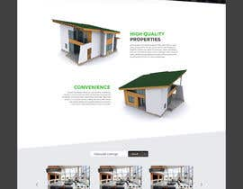 #44 for Design my Real Estate Homepage by leandeganos