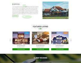 #51 for Design my Real Estate Homepage by ZephyrStudio