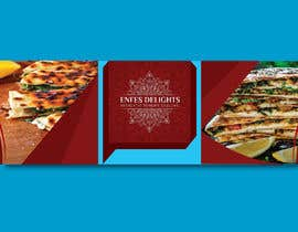 #2 for Design a Creative Banner for Mobile Festival Food Stall(Marquee, Gazebo,Tent) Business af CreativeTanvir