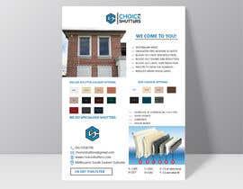 #52 untuk Design Flyer oleh amohima11