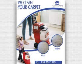 #44 για Rug Doctor - Carpet cleaning από graphicshero