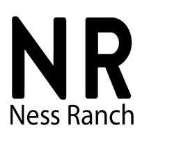 #5 for A logo for ranch with cattle brand a simple logo but eye catching (Ness Ranch) af darkavdark