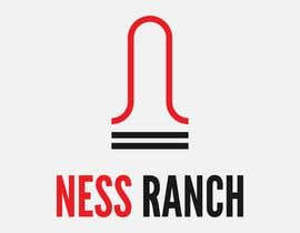 #13 for A logo for ranch with cattle brand a simple logo but eye catching (Ness Ranch) af stantrix