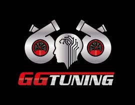 #26 for Rebuild/Redesign this logo! GG Tuning by unumgrafix