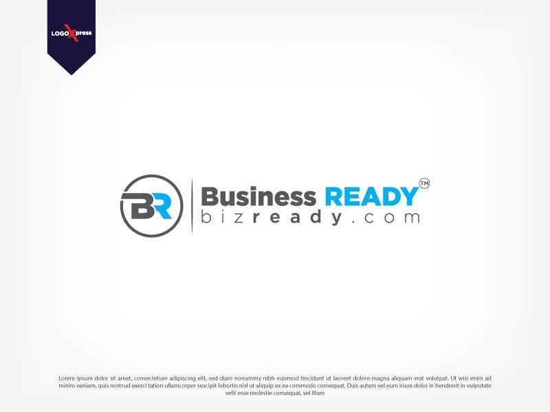 Конкурсная заявка №508 для Design a graphic LOGO for: BizREADY.com