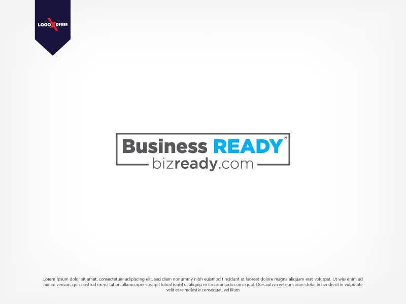 Конкурсная заявка №523 для Design a graphic LOGO for: BizREADY.com