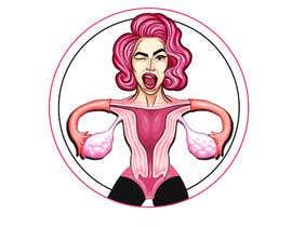 Nro 213 kilpailuun Feminist Logo/Graphic Image Featuring Ovaries käyttäjältä Lianna328