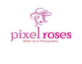 #1572 for Logo design - pixelroses.com by Bokul11
