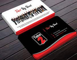 #129 for Design a business card for a Big Band by Srabon55014