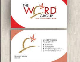 #215 , Re-design Business cards 来自 yes321456