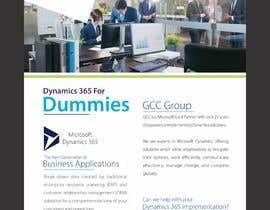 "nº 66 pour Advert for eBook (""Microsoft Dynamics 365 For Dummies"") par jamiu4luv"