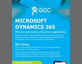 "nº 14 pour Advert for eBook (""Microsoft Dynamics 365 For Dummies"") par rajaitoya"