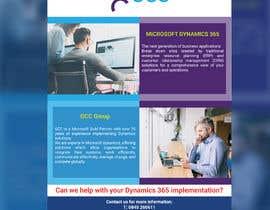 "nº 57 pour Advert for eBook (""Microsoft Dynamics 365 For Dummies"") par Rakibulislam1999"