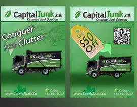 #9 for Flyer Design for Junk remval company by faxcel