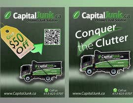 #10 for Flyer Design for Junk remval company by faxcel