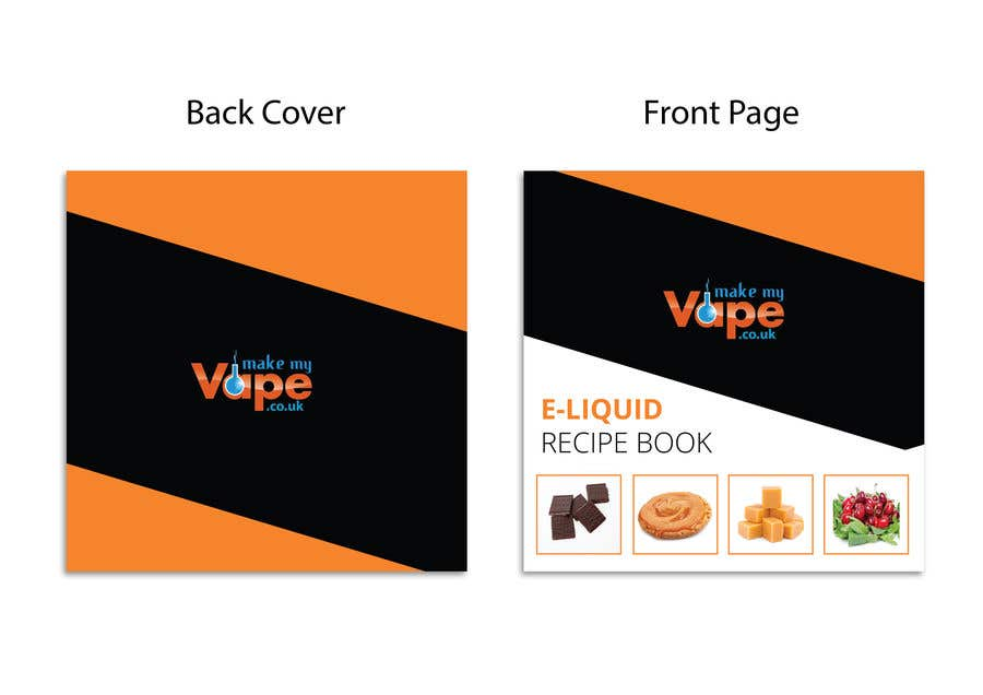 Entry #3 by hmdtaher for Additional Pages for DIY E-liquid