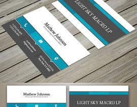 #76 for business card for architect by shahnazakter