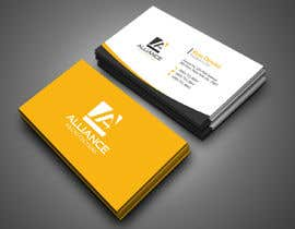 #218 for business card for architect by SobuJ122