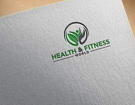 #25 for create a LOGO health & fitness world by nhasannh5