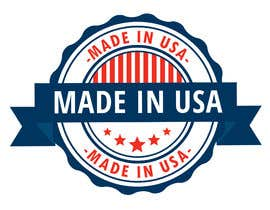 "#1 for Logo ""Manufactured in the USA"" by ymouad"