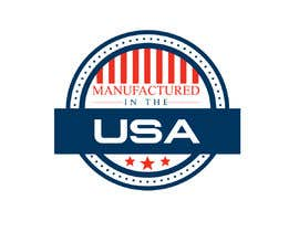 "#5 for Logo ""Manufactured in the USA"" by Rightselection"