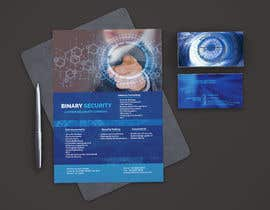 #66 for Create a corporate identity for a cyber security company af ARIYAN0444