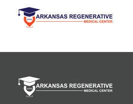 #25 untuk Arkansas Regenerative Medical Center Logo oleh alomkhan21