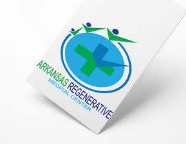 #18 untuk Arkansas Regenerative Medical Center Logo oleh shahinurislam9